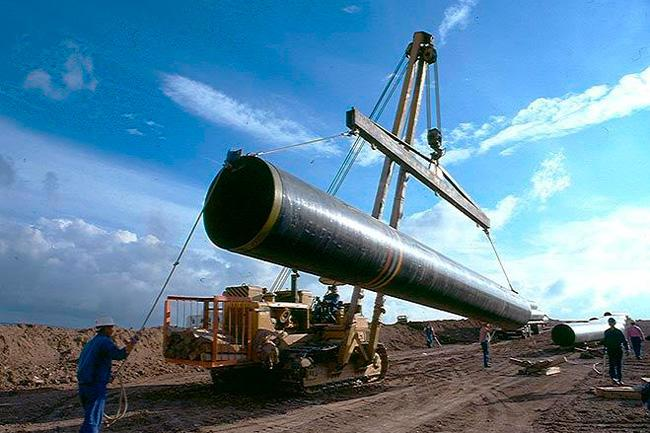 PIPELI Gasoducto Los Ramones II